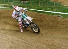 1993 Donny Schmit 250 cc G.P Hungary /Cserenfa/