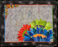 Quilt Inspiration: Beating the Heat at the 2015 Arizona Quilt Show #4