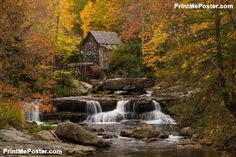 Autumn Splendor poster #poster, #printmeposter, #mousepad, #tshirt