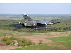 French Armée de l'Air Dassault Mirage F1-CR reconnaissance squadron 02.033 (Savoy) in Baltic airspace (Credit: French Air Force )