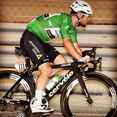 Mark Cavendish Tour de Abu Dhabi 2016 Foto Graham Watson