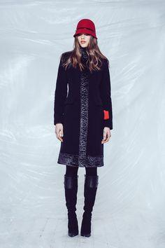 Black Coat C2315