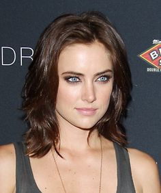 Jessica Stroup from 90210 Jessica Stroup, Jessica Lowndes, Flawless Beauty, Flawless Face, Hair And Makeup Tips, Hair Makeup, Katie Aselton, Beautiful Redhead, Fall Hair