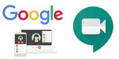 Cómo participar en videollamadas desde un teléfono con Google Meet Google Calendar, Google Drive, Make A Presentation, Google Hangouts, App Logo, Learning Environments, Ms Gs, For Everyone, Apps