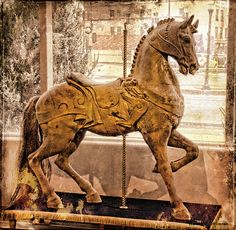carousel horse | Flickr