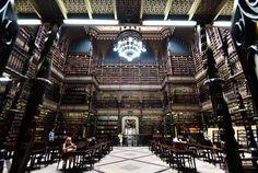 幻想図書館/リオデジャネイロ