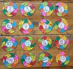 30 Ideias para reforçar números, letras e formas geométricas. - Educação Infantil - Aluno On Play Based Learning, Home Learning, Preschool Learning, Kindergarten Math, Teaching Math, Preschool Crafts, Autism Activities, Classroom Activities, Arcade