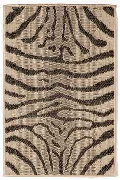 Trans-Ocean Imports TER23171267 Terrace Collection Grey Finish Everywear Rug