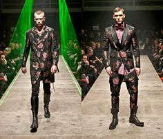 TOM REBL 2013-2014 Fall Winter Mens Runway Collection