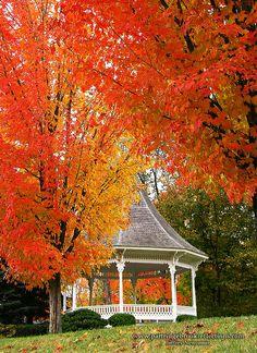 Belmont Bandstand Belmont, NH | Flickr - Photo Sharing!