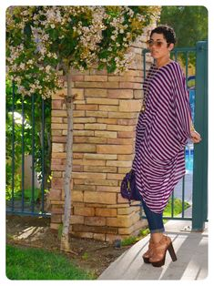 Fashion, Lifestyle, and DIY: McCalls 6556 Pullover Dress w/ Gap Skinnies + Pattern Review for Beginners