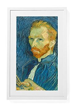 """#50off The #Meural #digital canvas is a 27"""" full HD IPS display with anti-glare technology. Wi-Fi enabled. The Meural digital canvas gives users access to the Meu..."""