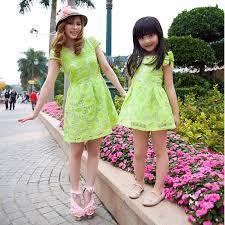 Resultado de imagen para vestidos madre e hija