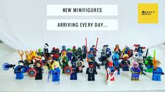 Fred's Box Monthly Kids Subscription for Children - Minifigures  #kids #subscriptionbox #uk #monthlybox #children #minifigures #kidssubscriptionbox