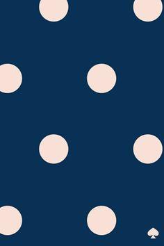 Wallpaper iphone kate spade backgrounds polka dots ideas for 2019 Screensaver Iphone, Iphone 7 Wallpapers, Wallpaper Iphone Disney, Pretty Wallpapers, Wallpaper Free, Apple Wallpaper, Trendy Wallpaper, Pattern Wallpaper, Wallpaper Backgrounds