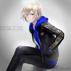 Yuri Plisetsky | ユーリ・プリセツキー | Yuri!!! on Ice #yurio