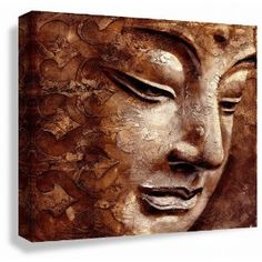 Giclee of Buddha Painting SOUL