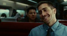 "haidaspicciare: "" Jake Gyllenhaal, ""Source Code"" (Duncan Jones, 2011). """