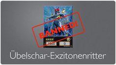 Ich hab da was neues für euch: Banned! Übelschar-Exzitonenritter