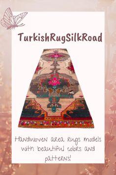 Oushak Rug, Vintage Turkish Rug, Runner Rug, Free Shipping 3.7 x 14.3 Anatolian Wool Rug, Bohemian Rug, Handmade Rug, Hallway Rug Rug Loom, Bohemian Rug, Boho, 4x6 Rugs, Rustic Rugs, Hallway Rug, Tribal Rug, That Way, Handmade Rugs
