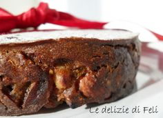 Panforte gingerbread vegan and gluten free. REPEAT: Gingerbread flavored