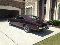 from - 1968 Dodge Charger (: - Dodge Charger 68, Charger Rt, Mopar Jeep, Dodge Srt, Good Looking Cars, American Motors, Sweet Cars, Us Cars, Collector Cars