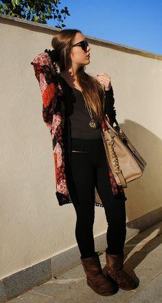 Coloco mi desastre con mi ropa.: Autumn festivals, why not? #kissmylook