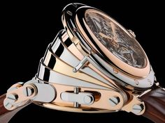 "How To Get A Loan By Borrowing Against Your Luxury Watches - see Ariel's piece on Forbes ""If you are asset rich and cash poor, an interesting and uncommon option to getting quick cash is taking a loan against one or more of your luxury goods. Traditional loans typically have you put up assets such as homes, cars, or just your credit..."" what's this crazy watch?? find out and read more about it here: http://www.ablogtowatch.com/manufacture-royale-opera-time-piece-watch/"