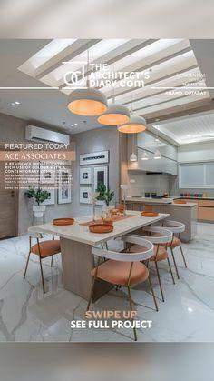 Apartment Interior Design, Luxury Interior Design, Modern Interior, Interior Architecture, Bedroom Bed Design, Home Room Design, Dining Table In Living Room, Modern Luxury Bedroom, Modern Exterior House Designs
