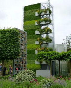 We need more green office buildings.  It would really change the city landscape for the better, I think.