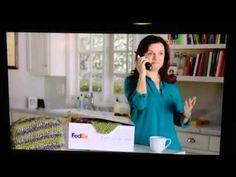 FedEx Commercial - Grandma Knitting