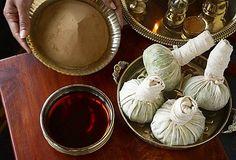 Ingredients for Panchakarma, the Ayurvedic enema treatment, India, Asia Detox Retreat, India Asia, Massage Therapy, Ayurveda, Body Care, Minimalism, Interior Decorating, Stock Photos, Traditional
