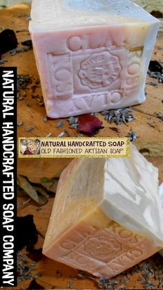 Floral scents are popular when it comes to hand soaps and bath soaps. A good place to begin when selecting your favorite soap is its scent. High-quality soap is about your skin's health, ultimately, but it's also about the aromatic experience Lavender Soap, French Lavender, French Soap, Rose Clay, Homemade Soap Recipes, Soap Packaging, Soap Molds, Home Made Soap, Handmade Soaps