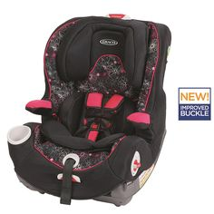 """Graco Smart Seat All-in-One Convertible Car Seat - Jemma - Graco - Babies """"R"""" Us"""
