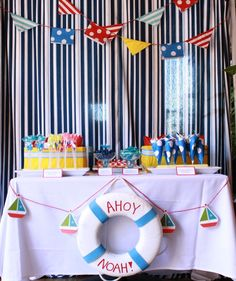 Nautical themed party- ideas?   Page 1   General Baby Topics   Huggies Baby Forum