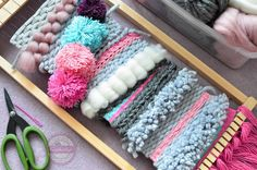 weaving diy