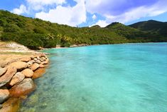Cross this beauty off your #BeachBucketList - Brewer's Bay, Tortola BVI