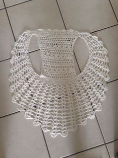 Captivating Crochet a Bodycon Dress Top Ideas. Dazzling Crochet a Bodycon Dress Top Ideas. Gilet Crochet, Crochet Jacket, Crochet Blouse, Crochet Scarves, Crochet Clothes, Knit Crochet, Crochet Stitches, Crochet Vests, Thread Crochet