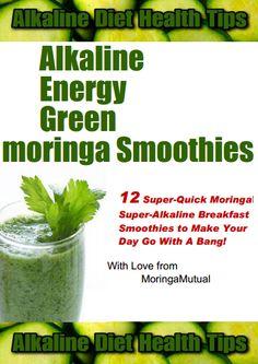 Free Moringa Smoothie Recipes eBook    http://www.moringamutual.org/images/pdf/alkaline-energy-green-smoothies.pdf