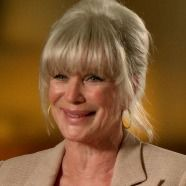 Actress Linda Evans' career was launched playing Audra Barkley on The Big Valley. She describes some of the stunts she performed on the Western series.