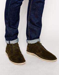 ASOS Desert Boots in Suede Profil, Nettoyage Du Daim, Bottes Désert,  Véritable Cuir 28098b60acb
