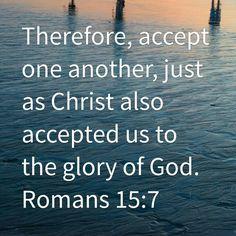 Rom 15:7