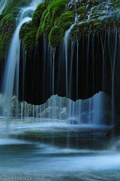 Unique BIGAR Waterfall, Romania, www.romaniasfriends.com