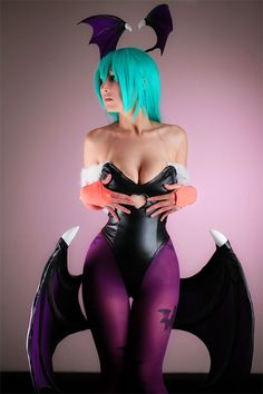 Morrigan Aensland - Dalin Cosplay - Sexy Cosplayers