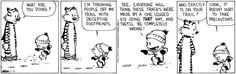 Calvin and Hobbes Comic Strip, February 12, 2013 on GoComics.com