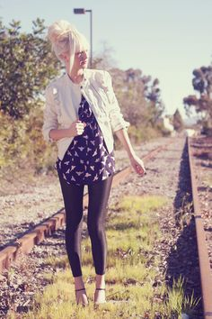 White-leather-collection-b-jacket-black-express-leggings-navy-asos-blouse