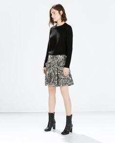FLARED SKIRT WITH POCKETS - Woman - NEW THIS WEEK | ZARA United