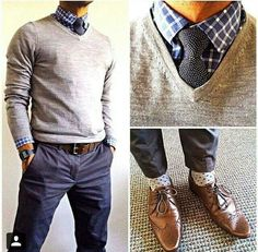 Cool business casual