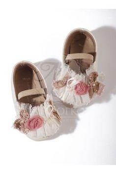 Παπούτσια βάπτισης αγκαλιάς για κορίτσι της Babywalker Online Αγορές 8e21f8f2b74