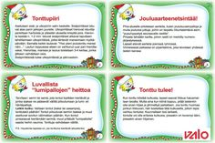 Joulukalenteri Christmas Calendar, Kids Christmas, Christmas Cards, Xmas, Pe Lessons, School Themes, Winter Wonder, Christmas Activities, Creative Kids